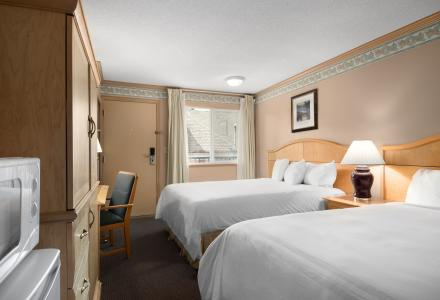 Guests will enjoy free high-speed internet access.