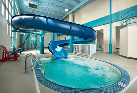 Please note: pool, whirlpool & waterslide will be closed for routine maintenance from April 20 - 23, 2015.
