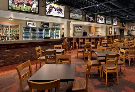 Red Zone Premium Sports Bar open Mon - Thurs 11am - 1am, Fri & Sat 11am - 2am, Sun & holidays 12pm - 12am. Every Seat is Front Row!