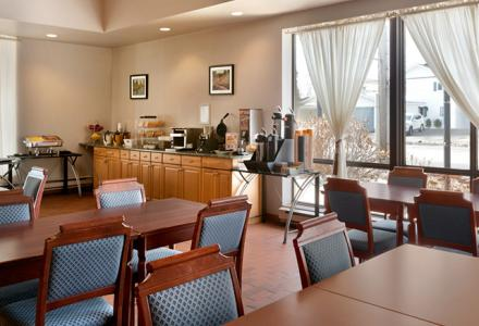 Complimentary full hot breakfast, served daily in the comfortable and sunny breakfast room.