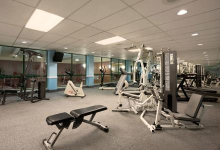 Fitness center open daily from 6:00am - 10:00pm for guest use.