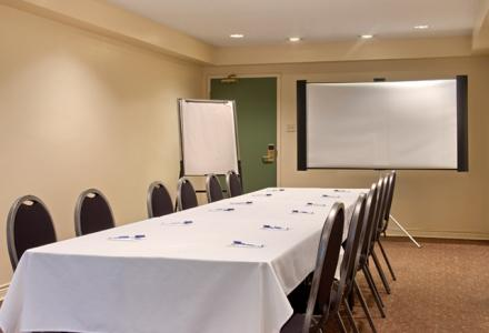 Meeting room to accommodate up to 50 people.