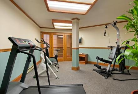 Fitness Centre open daily from 7:00am - 10:00pm.