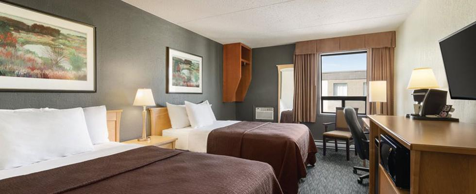 Welcoming Hotel in Edmonton