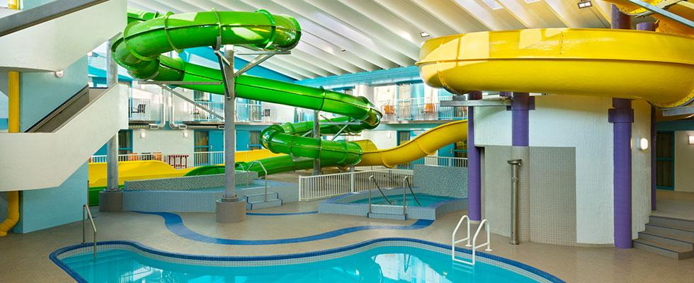 The Best Indoor Water Park