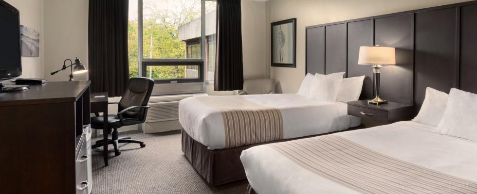 Comfortable Sydney Hotel