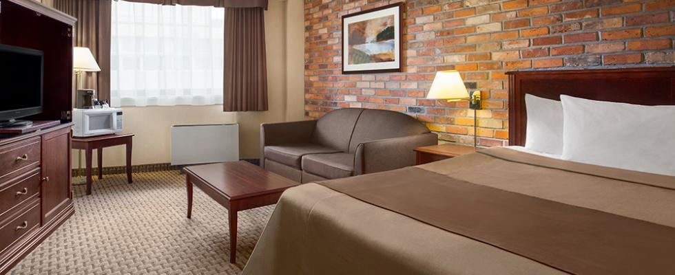 Welcoming Hotel in Thunder Bay