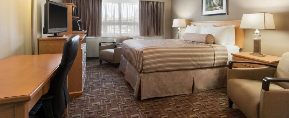 Ideal hotel in Prince George