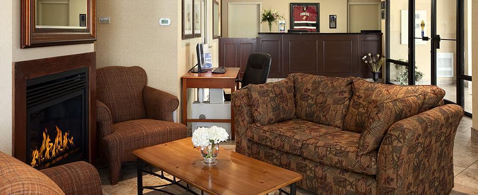 Comfortable hotel in Trenton