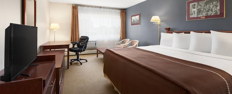 Welcoming Hotel in Calgary