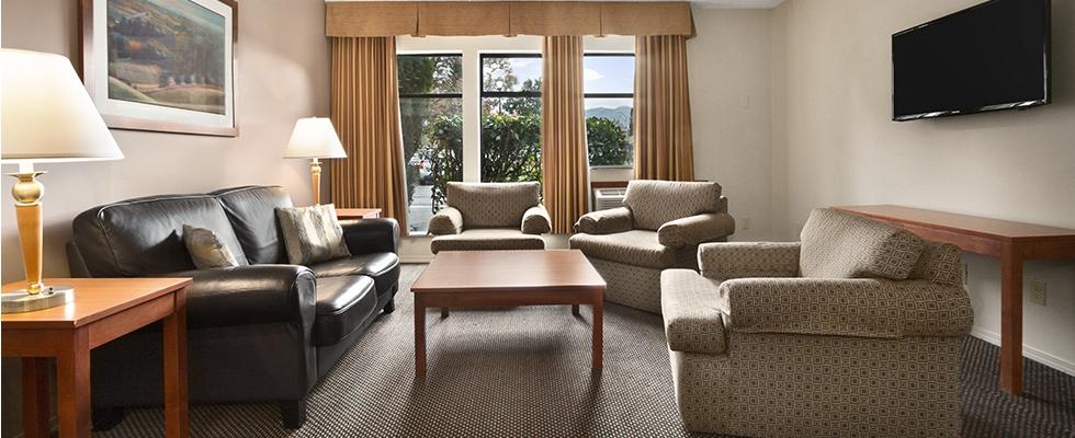 Beautiful Hotel in Chilliwack
