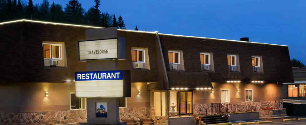 Convenient hotel in Kenora