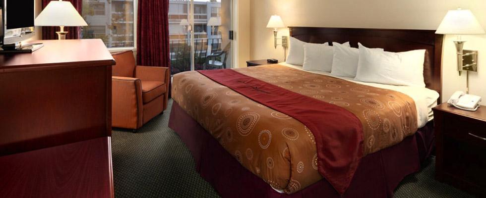 Newly Renovated Nanaimo Hotel