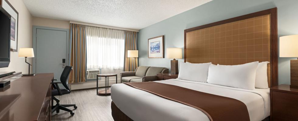 Welcoming Hotel in Calgary