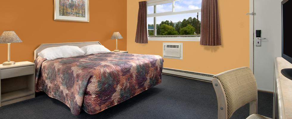 Comfortable Quesnel Hotel