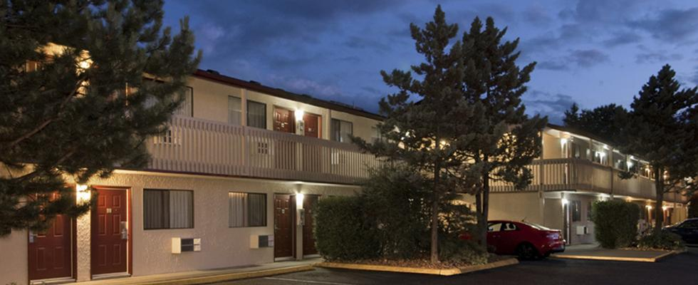 Beautiful hotel in Courtenay