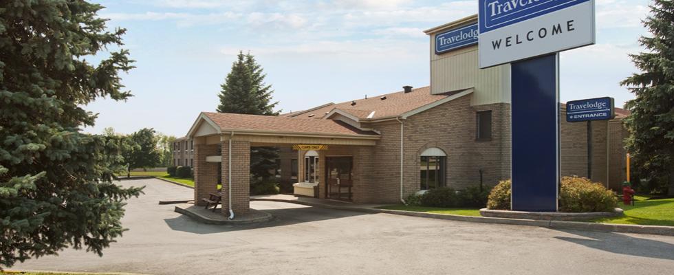 Beautiful Brockville Hotel