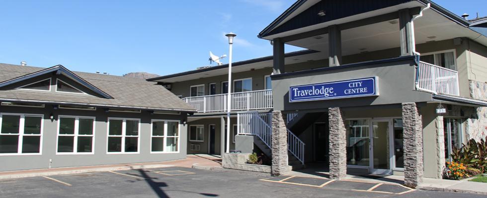 Convenient Kamloops hotel