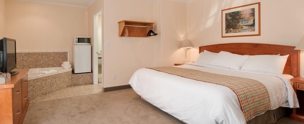 Comfortable hotel in Kamloops