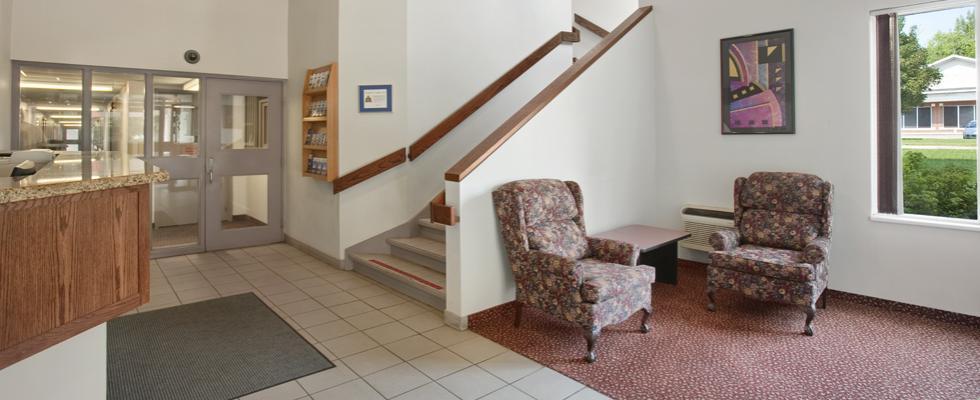Welcoming hotel in Brockville