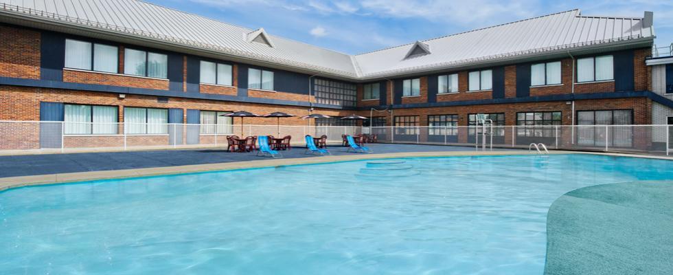 Hôtel de Montréal avec piscine