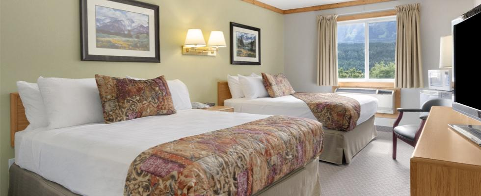 Welcoming Hotel in Golden