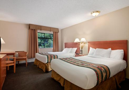 Travelodge Hotel Chilliwack Chilliwack British Columbia